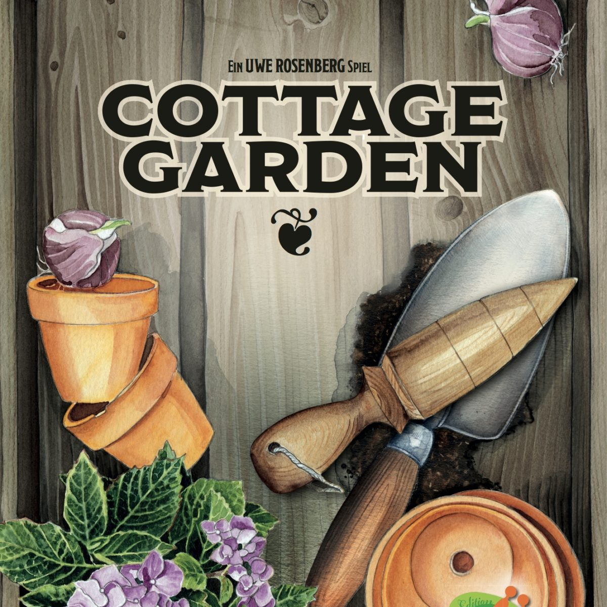 Cover Cottage Garden Netz