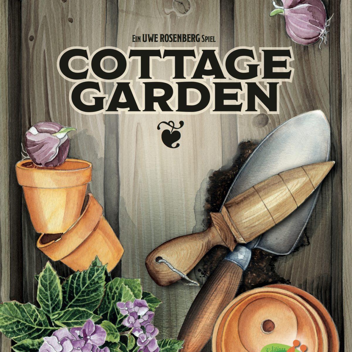 Cover Cottage Garden Netz